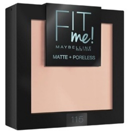 Maybelline Fit Me Matte And Poreless Pressed Powder 9g 115