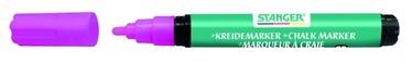Stanger Chalk Marker 3-5mm 4pcs Pink 620020