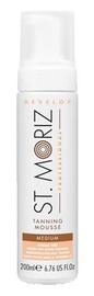St. Moriz Professional Tanning Mousse 200ml Medium