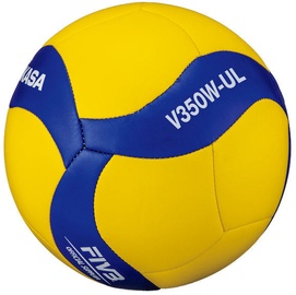 Mikasa Volleyball Light V350W-UL Yelow/Blue