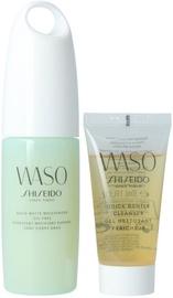 Shiseido Waso Quick Matte Oil Balance Kit