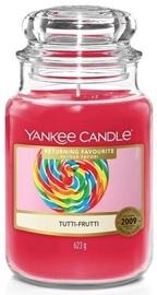 Yankee Candle Classic Large Jar Tutti-Frutti 623g