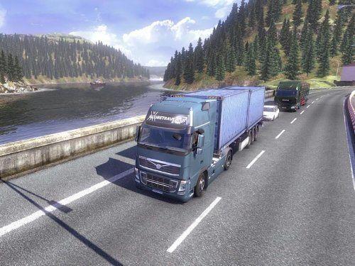 Euro Truck Simulator 2 incl. Beyond the Baltic Sea Bundle PC