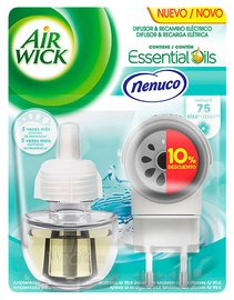 Air Wick Air Freshener Plug In Kit 19ml Nenuco