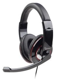 Kõrvaklapid Gembird MHS-001 Glossy Black