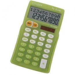 Citizen Calculator FC 100 GR BX Green