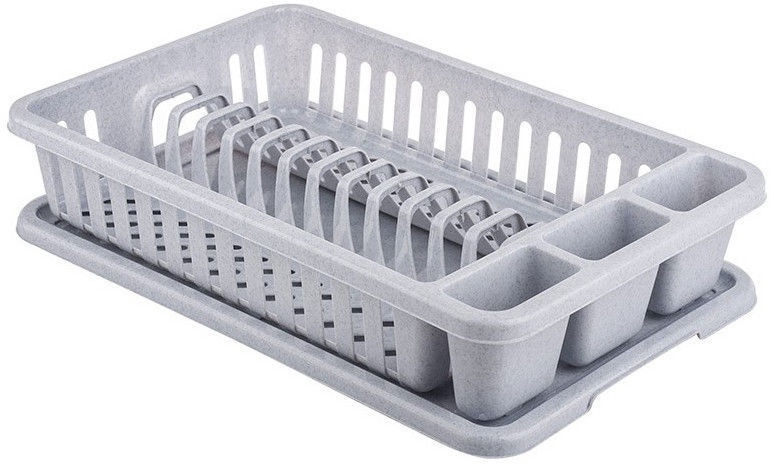Curver Dish Dryer 26,5x42x8,8cm Grey