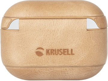 Krusell Sunne AirPod Case For Apple AirPods Pro Vintage Nude