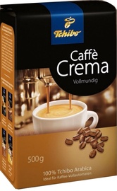 Tchibo Caffe Crema Vollmundig Coffee Beans 500g