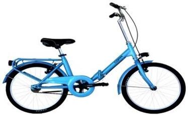 "Jalgratas Coppi Pieghevole Blue, 20"""