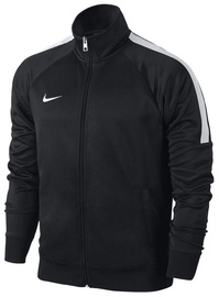 Nike Team Club Trainer Jacket 658683 010 Black Grey S