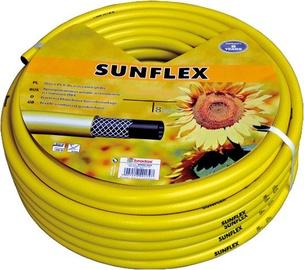Bradas Sunflex Garden Hose Yellow 1'' 20m