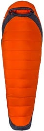 Magamiskott Marmot Trestles Elite Eco 0 Orange Haze/Dark Steel, vasak, 198 cm