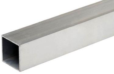 Aluminium Square Pipe 100cm 1m