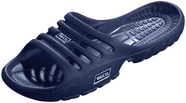 Beco Pool Slipper 90652 Dark Blue 40