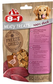 8in1 Meaty Treats Freeze Dried Duck 50g