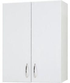 Sanservis КN-2 Standart Wall-Hung Cabinet White 60x79.5x26.8cm