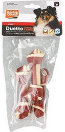 Karlie Flamingo Duetto Chicken & Cheese 120g