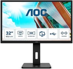 Монитор AOC Q32P2, 31.5″, 4 ms