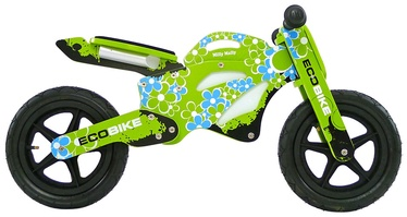 Lastejalgratas Milly Mally GTX Eco Bike Race Green 4720