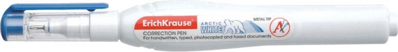ErichKrause Arctic White Correction Pen 10ml