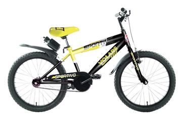 """Laste jalgratas Volare Sportivo, kollane, 20"""""""