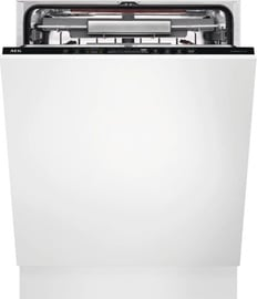 Integreeritav nõudepesumasin AEG FSE83807P White