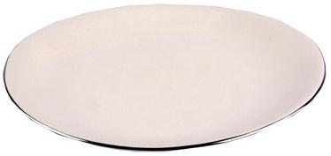 Quality Ceramic Sense Platinum Dessert Plate 18.5cm