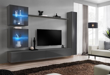 ASM Switch XVIII Wall Unit Graphite