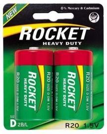 Rocket R20-2AA D Batteries 2x