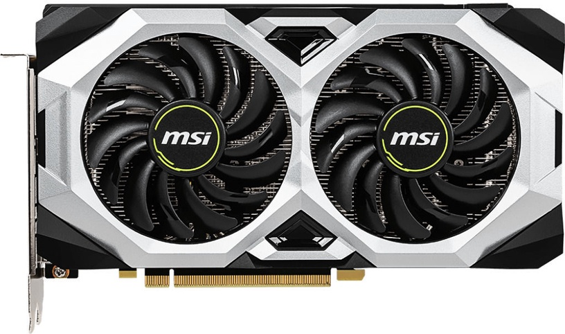 MSI GeForce RTX 2060 Super Ventus GP OC 8GB GDDR6 PCIE RTX2060SUPERVENTUSGPOC
