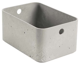 Curver Beton Box Rectangle S 3l Grey
