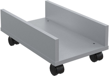 Skyland Offix New OSS 500 Computer Base Stand 30x18x50cm Metallic