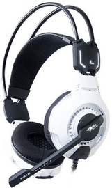 Mänguri kõrvaklapid E-Blue Mazer Type X 7.1 White