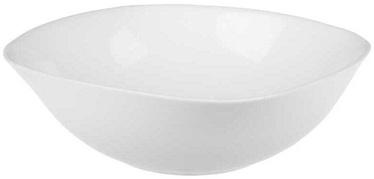 Galicja Glass Bowl White 19cm