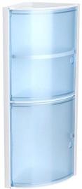 Tatay Corner Bathroom Cabinet Blue