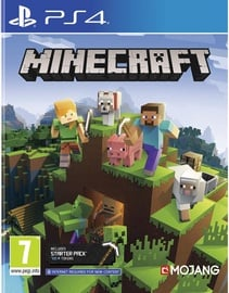 Minecraft: Bedrock Edition PS4
