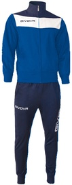 Givova Campo Tracksuit Blue M