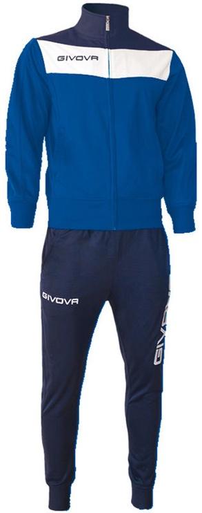 Givova Campo Tracksuit Blue M