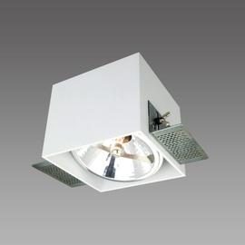 Light Prestige Corleto 1 Lamp G9 40W White