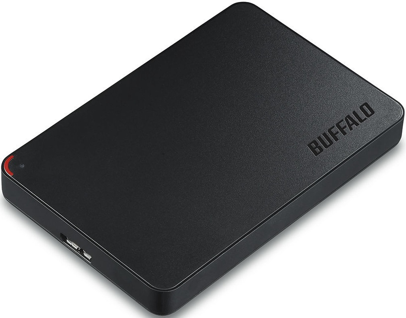 "Buffalo 2.5"" MiniStation 1TB Black"