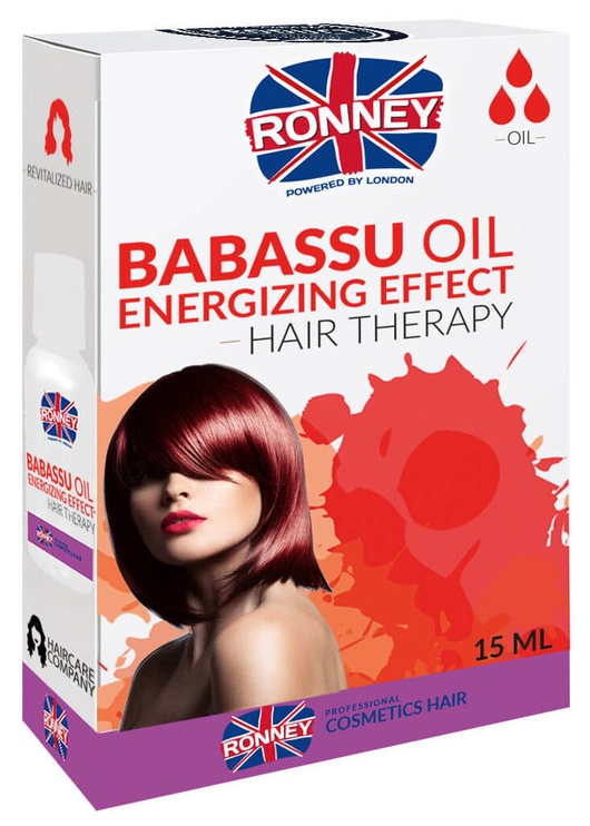 Ronney Babassu Oil Energizing Effect Hair Therapy 15ml