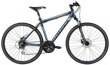 Jalgratas Kross Evado 3.0 28 19 Blue/Gray 16