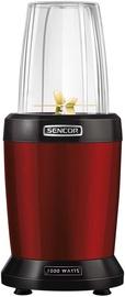 Blender Sencor SNB 4301, must/punane