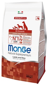 Monge Speciality Line Puppy and Junior Lamb and Rice 12 kg