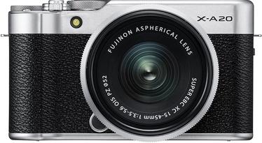Fujifilm X-A20 + Fujinon XC 15-45mm F3.5-5.6 OIS PZ Silver/Black