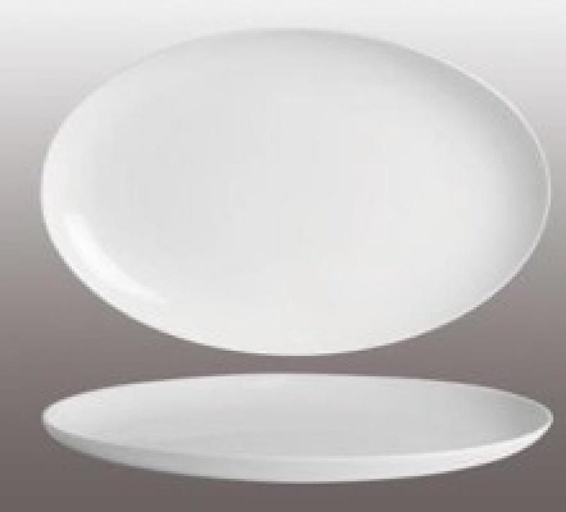 Leela Baralee Oriental Plus Oval Plate 31cm