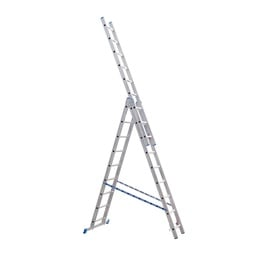 SN Forte Tools A09A3/250 9-Steps Universal Ladder