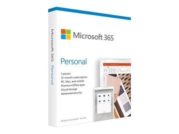 Tarkvara Microsoft 365 1 person, 1y, EN