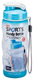 Lock & Lock HPP727 Color Sports Bottle 500ml Blue